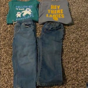 2 3t outfits for toddler boy